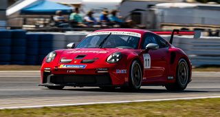 Race 2 – 2021 Porsche Carrera Cup North America At Sebring International Raceway Race Broadcast