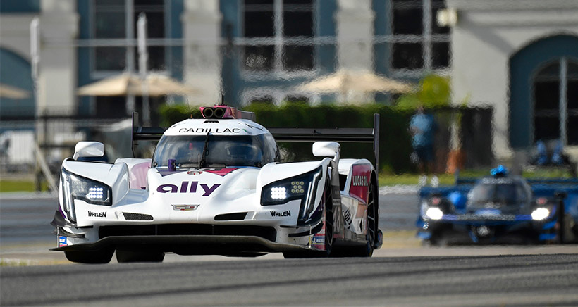 Mobil 1 Twelve Hours of Sebring Notebook: Johnson Finds Parallels in Sports Cars, IndyCars