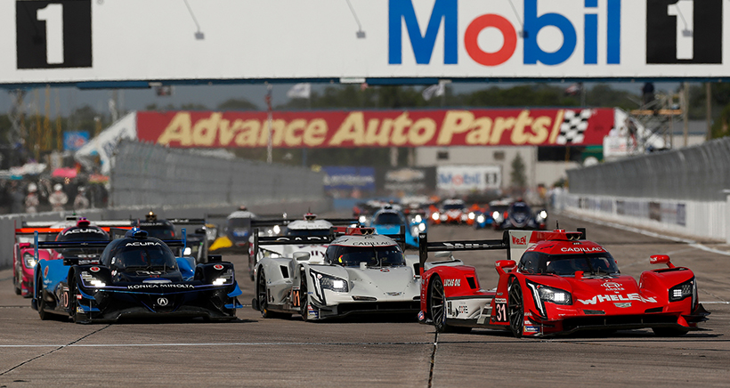 2021 Mobil 1 Twelve Hours Of Sebring Presented By Advance Auto Parts Race Broadcast