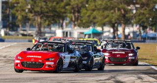 Race 2 – 2021 Mazda MX-5 Cup At Sebring International Raceway Race Broadcast