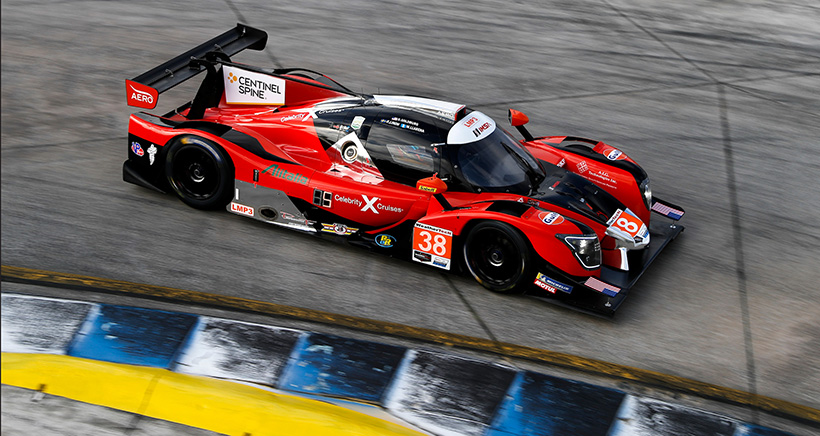 IMSA Notebook: The Wait Was Well Worth It for Goldburg