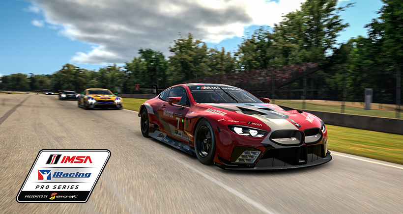 Spengler Sets off on iRacing Pro Series Title Defense Tonight