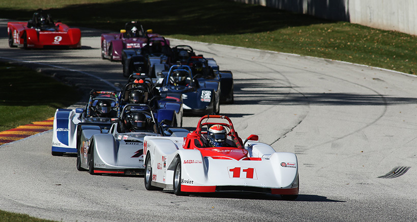 IMSA-SCCA Partnership Built on Shared Passion for Road Racing