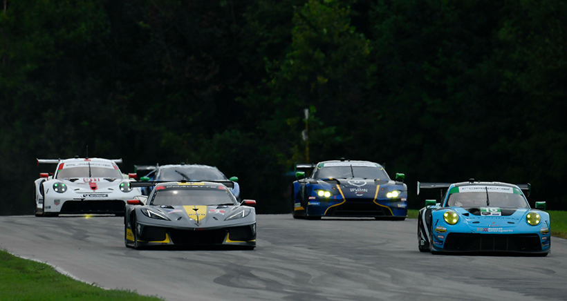Michelin GT Challenge at VIR Weekend Offers WeatherTech Championship in Live NBC Network TV Window, Three Hours of IMSA Prototype Challenge Action