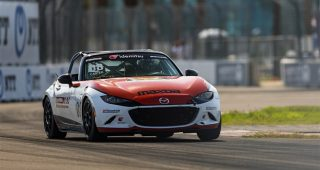 Race 1 – 2021 Mazda MX-5 Cup At St. Petersburg Street Course Race Broadcast