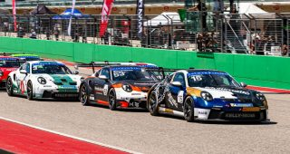 Race 2 – 2021 Porsche Carrera Cup North America At Circuit of The Americas Race Broadcast