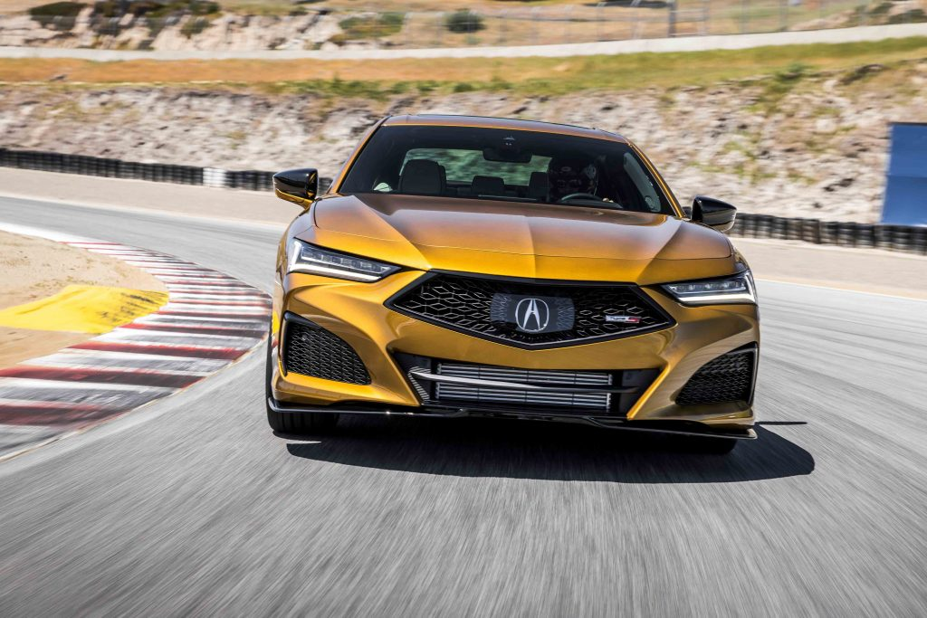 Tlx Type S Pace Car