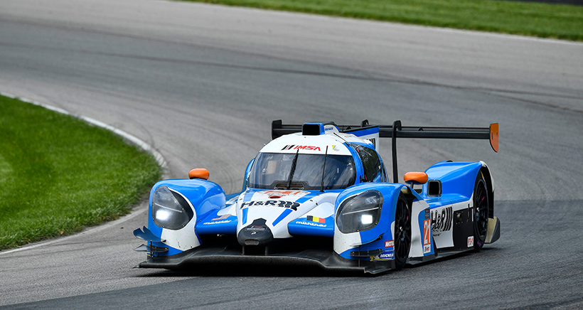 Kranz Recovers for Prototype Challenge Pole
