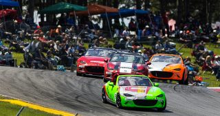 Race 2 – 2021 Mazda MX-5 Cup At Mid-Ohio Sports Car Course Race Broadcast