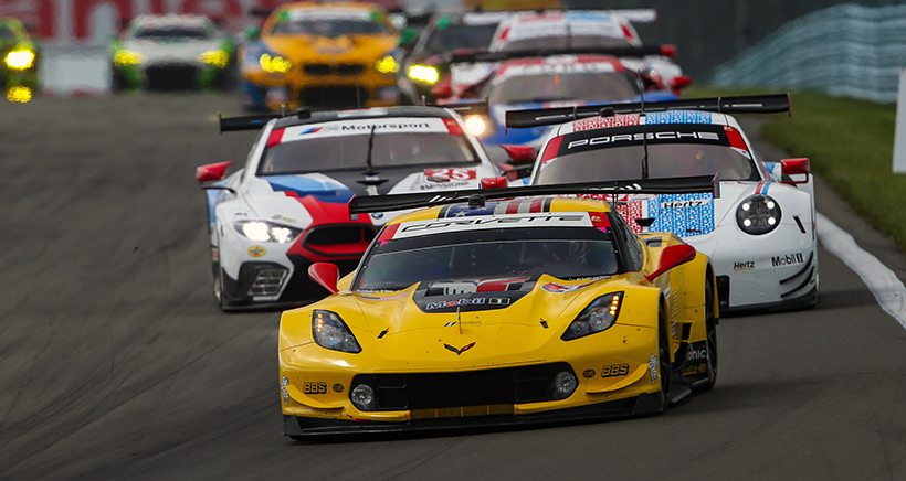 Corvette Racing Duo Can't Wait to Get Back to The Glen