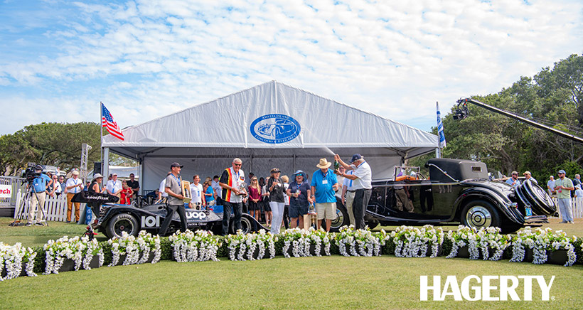 Hagerty Welcomes Amelia Island Concours d'Elegance to Growing Event Portfolio