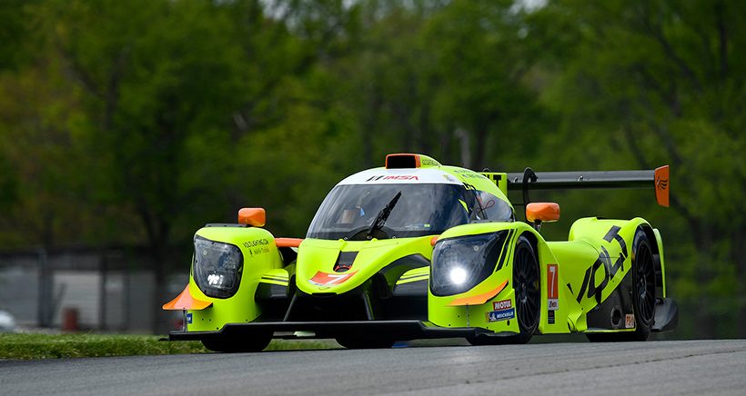 Hindman, Brynjolfsson Find Prototype Challenge Education Exciting at The Glen