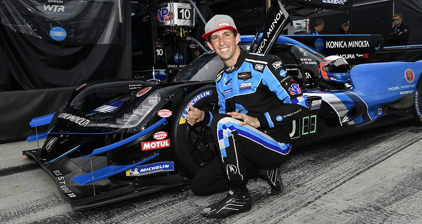 Doubling His Fun, Taylor Wins Second DPi Pole at The Glen in a Week