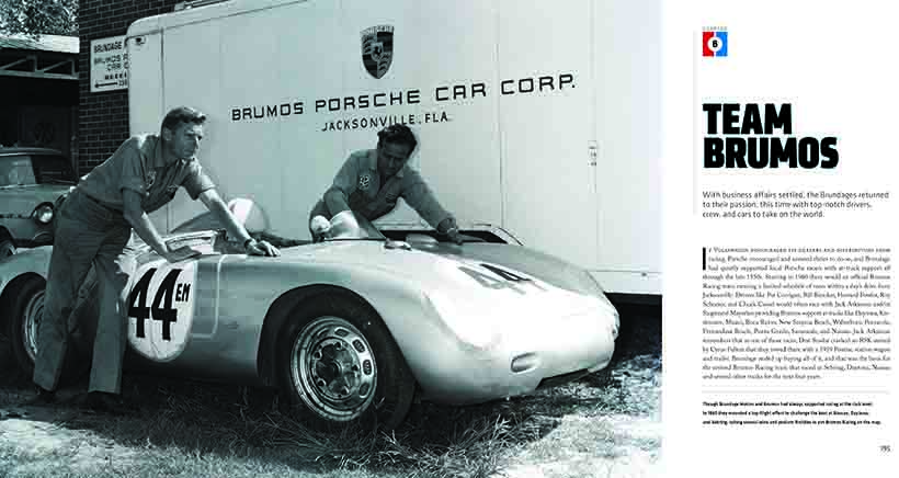 Trilogy Covers Illustrious History of Brumos Racing