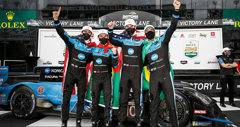 On Sale! Tickets to Historic 60th Anniversary of Rolex 24 At DAYTONA Now Available