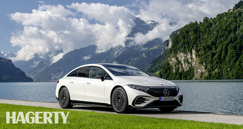 First Look Review: 2022 EQS 580 4MATIC by Mercedes-EQ