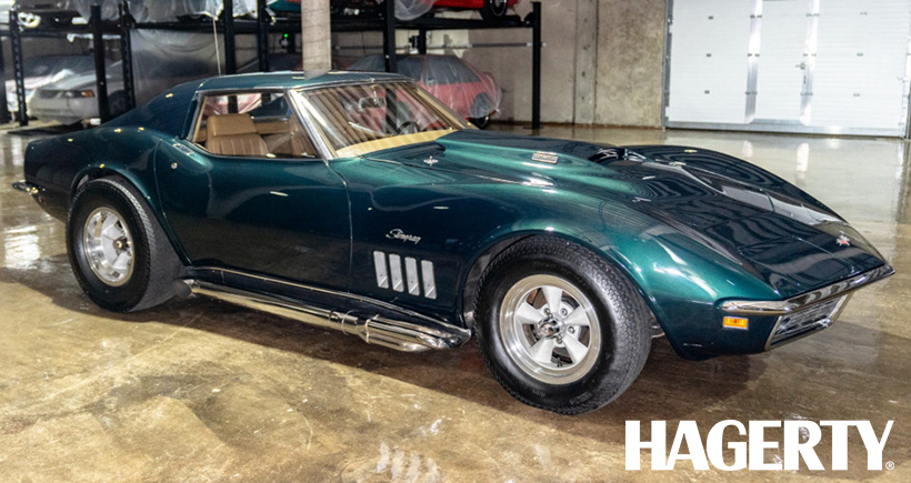 Motion's Phase III Corvette was a 600-hp Street/Strip Stingray you could Buy from a Dealership