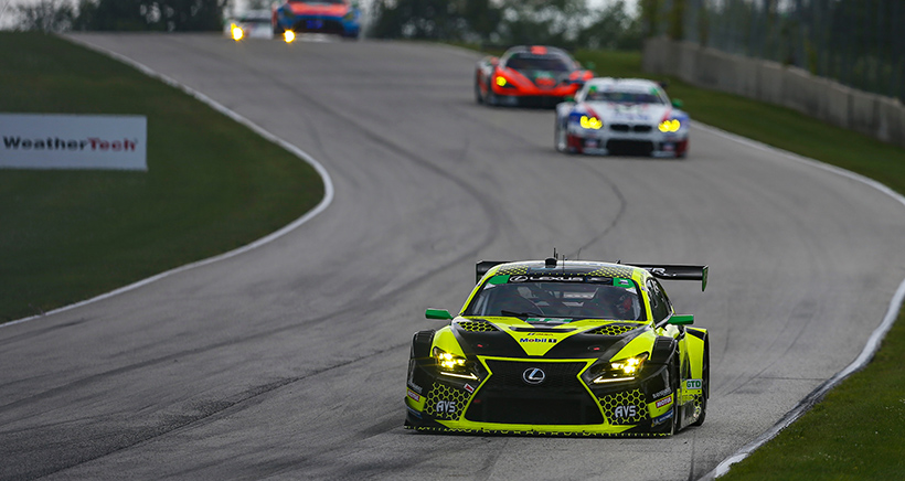 What to Watch for: IMSA SportsCar Weekend at Road America