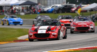Race 2 – Mazda MX-5 Cup From Road America