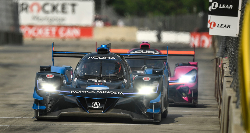 Entry List Notebook – Acura Grand Prix of Long Beach