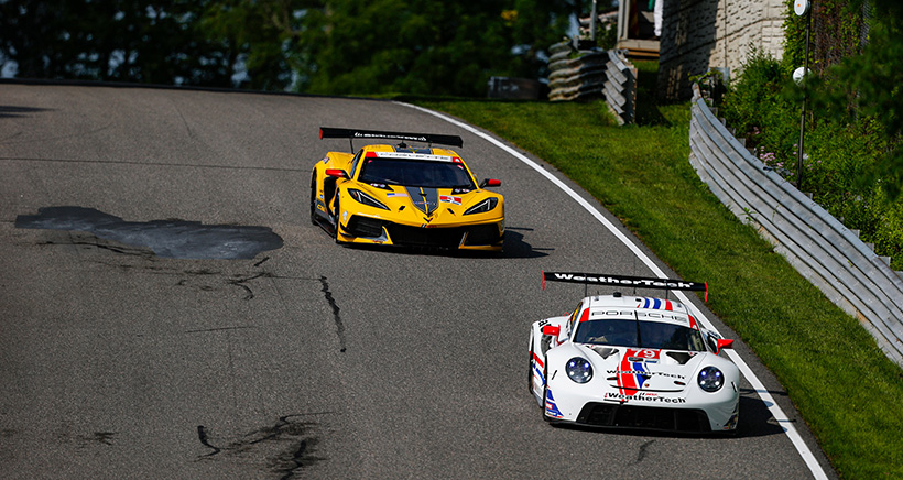 GTLM Competitors Ready for Long Beach 'Debuts'