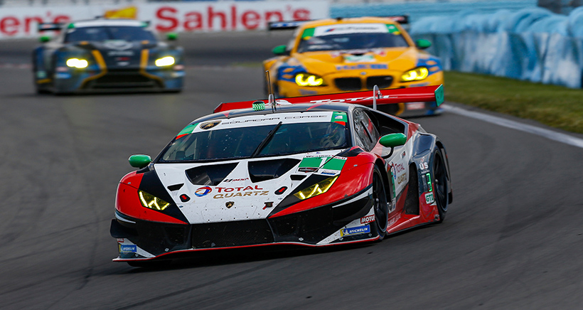 Return to Long Beach Sets Stage for GTD Title Charge