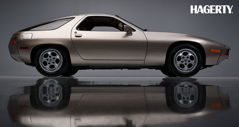 Not-So-Risky Business: Porsche 928 Movie Car Sells for $1.98M