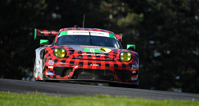 What to Watch for:Michelin GT Challenge at VIR