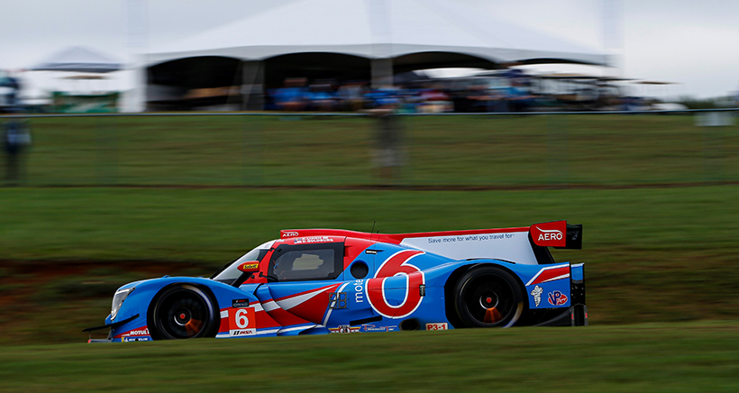 Spin and Win with a Twist in IMSA Prototype Challenge