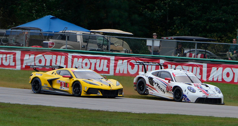 Three Takeaways from Michelin GT Challenge At VIR