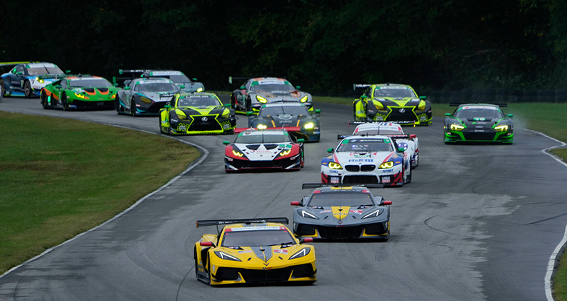 Bright Future: Anticipation Grows for GTD PRO Class