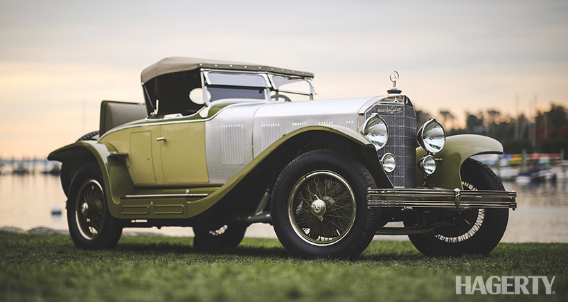 1927 Mercedes-Benz Model K Wins Best in Show at Greenwich Concours